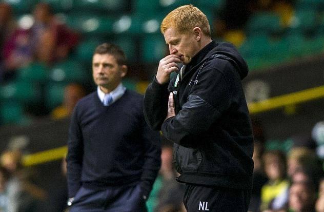 Celtic 0-1 Morton
